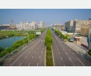 宁波望春工业园区北区道路一期工程